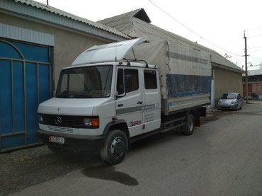Мерседес Бенс дубль кабина 711 Turbo в Джалал-Абад