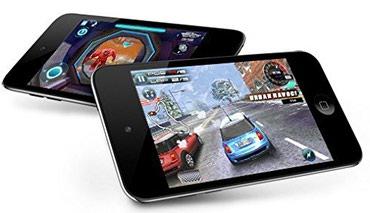 mp3 плеер в Кыргызстан: Новый плеер Apple iPod touch 8 ГБ, черный (4-го поколения) Он имеет