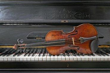 Частные уроки фортепиано и скрипки. Подготовка к поступлению в в Бишкек