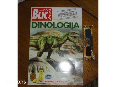 Dinologija i 3D naocare   DINOLOGIJA- upoznajte svet dinosaurusa u - Majdanpek