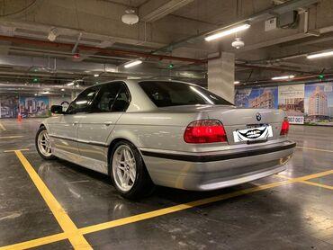 BMW - Бишкек: BMW 7 series 4.4 л. 2000