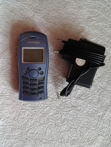 Bakı şəhərində Huawei c366. Antik modeller yiganlar ucun,adaptoru da var. Ishlemir,qo