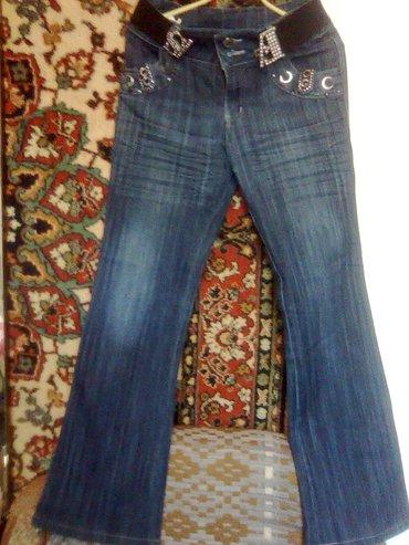 Продаю очень красивые джинсы стрейч в Бишкек