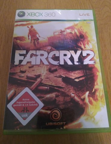 Far cry 2 xbox 360 - Novi Pazar