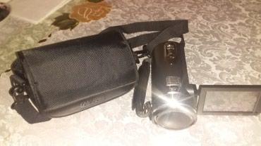Xırdalan şəhərində HD SONY əl kamerası . çox az işlənilib . akkumulyatoru