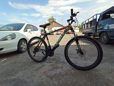 прицеп для велосипеда в Кыргызстан: Акция на велосипеды! Рама 19, колёса 26