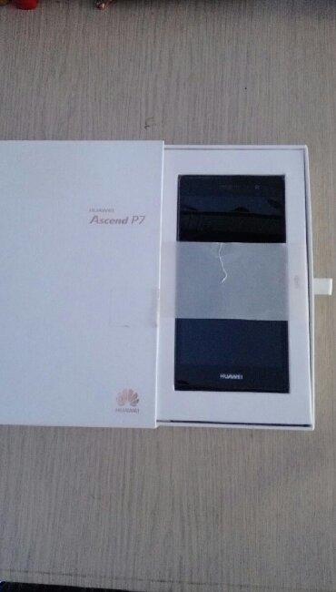 huawei ascend w1 - Azərbaycan: Telefon Huawei P7 Ascend satilir