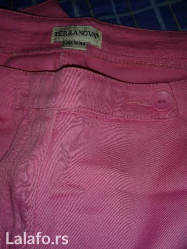 Nove pantalone zvoncare,ciklama boje, Teranova,30 broj - Novi Sad