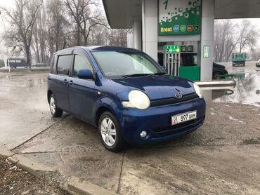 Toyota Sienta 1.5 л. 2004 | 299999 км