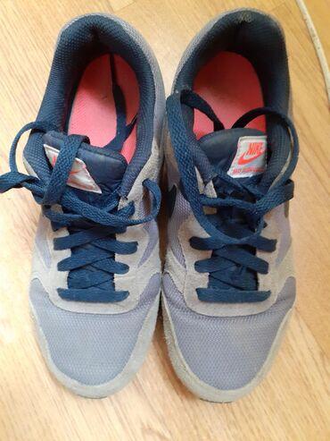 Original Nike patikeBroj 36,5Duzina unutrasnjeg gazista 23,5cmCena