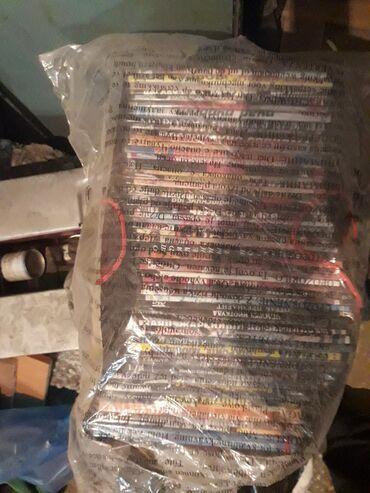 гарри-поттер-книги-росмэн-купить в Кыргызстан: Продаю двд диски. жанры разные, сериалы сборники, боевики, комедии