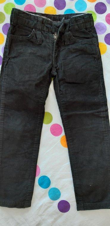 Dečije Farmerke i Pantalone   Cacak: Plisane pantalone vel.4