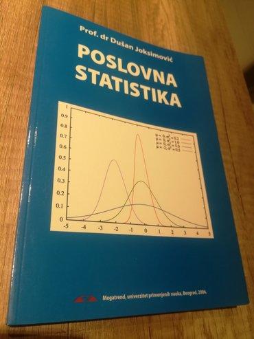 Časovi  poslovne  statistike za  studente  megatrenda ,  fefa , union - Beograd