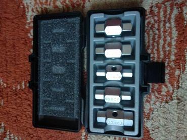 Kuća i bašta - Pirot: Set kljuceva za karter Force. Set od 5 kljuca1800 din i set od 6