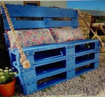 Мебель из паллет ,мебель из поддонов в Бишкек