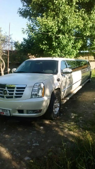 Cadillac в Кыргызстан: Cadillac Escalade 6.1 л. 2007 | 145000 км