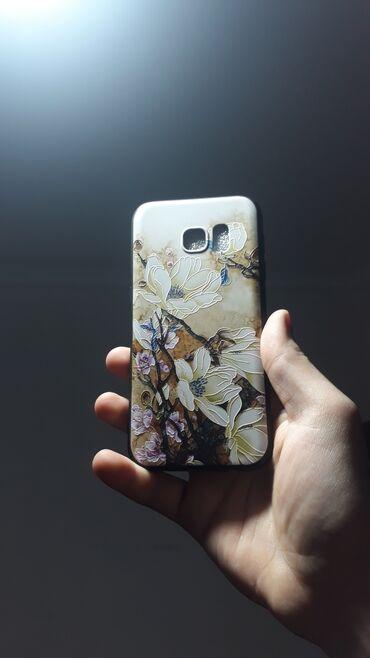 Samsung galaxy s7 duos - Азербайджан: Samsung Galaxy s7 telefon kaburası