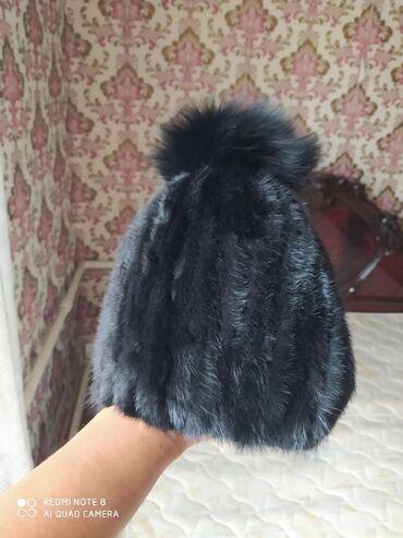 Продаю новую норковую шапку цена: 3000сом