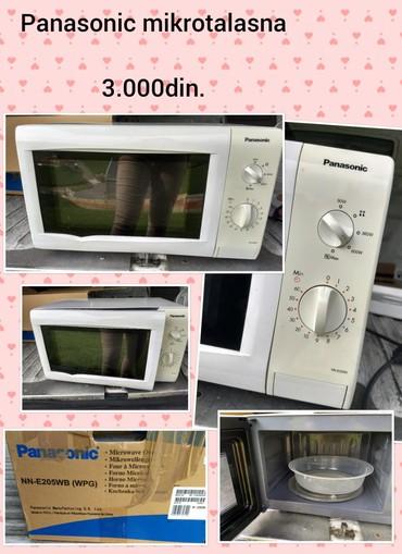 Elektronika - Pirot: Panasonic mikrotalasna polovna