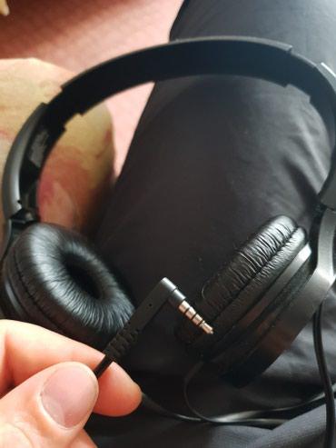 Prodajem panasonikove slušalice ispravne neoštećene sa mikrofonom - Sombor