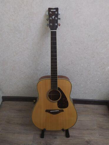 yamaha ybr125 в Кыргызстан: Гитара акустическая фолк Yamaha FG720S. Выпускалась в ограниченном