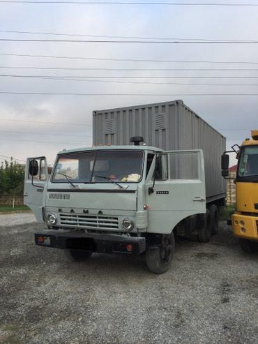 Avtomobil az kamaz - Azərbaycan: Kamaz Bartavoy 1993ci il islek veziyyetde, gundelik isliyen masindi