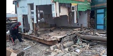 куплю бассейн бу в Кыргызстан: Под снос бузуп кетебиз здания  Уй жалабат