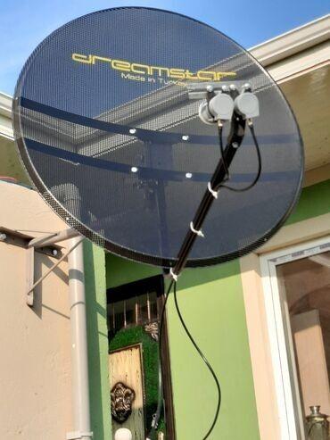 Krosnu anten peyk anteni setkalı kuleye ve yağışa davamlı turkiye iste