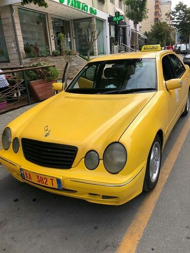 Mercedes-Benz E 270 2.7 l. 2001 | 1500000 km