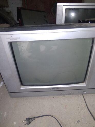 Продам телевизор. Маленький. Цена 1000 сом. Без пульта. Есть доставка