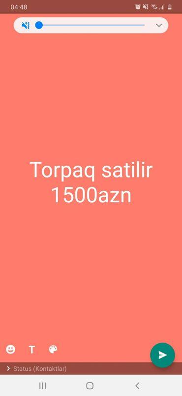 torpaq satilir bakida - Azərbaycan: Satış 15 sot Biznes üçün mülkiyyətçidən