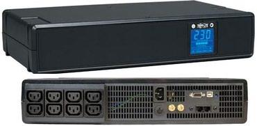 UPS TrippLite SMX1500LCD обеспечивает в Ош