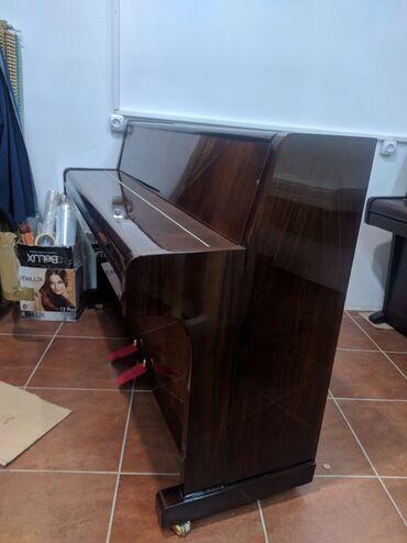 İdman və hobbi - Göyçay: Piano və fortepianolar