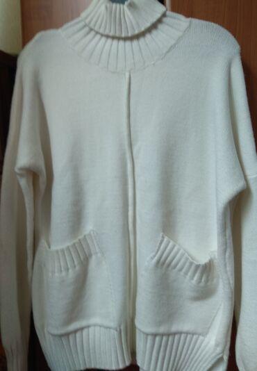 Беретка вязанная - Кыргызстан: Теплый женский вязанный костюм ( Гонг Конг ) размер 46-48,отличное к