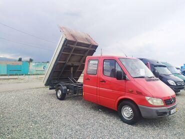 Mercedes-Benz в Кыргызстан: Mercedes-Benz Sprinter 2.2 л. 2003 | 259702 км