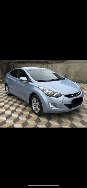 Hyundai Elantra 1.8 l. 2013 | 30000 km