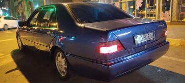 Mercedes-Benz Azərbaycanda: Mercedes-Benz 600 2.5 l. 1992 | 2222222 km