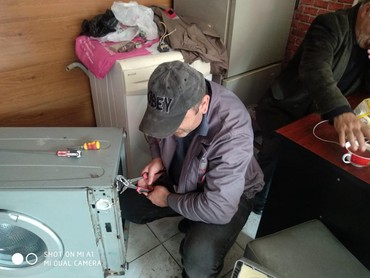 ремонт кожаной одежды - Azərbaycan: Ремонт стиральных машин