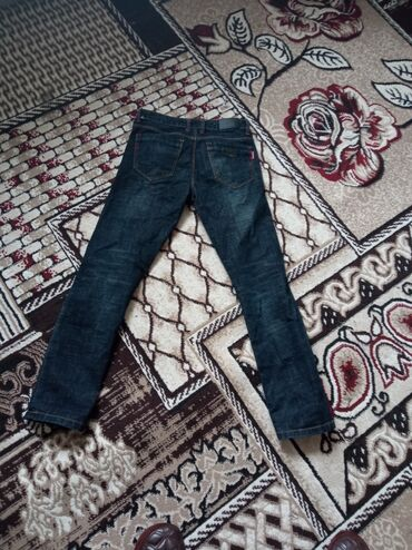 Мужская одежда - Кок-Ой: Джинсы