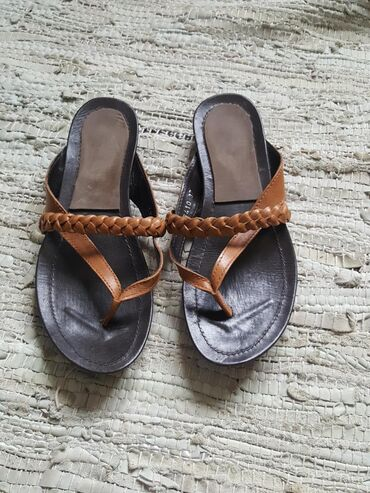 Papuce iz pariza - Srbija: Kozne papuce iz inostranstva 37