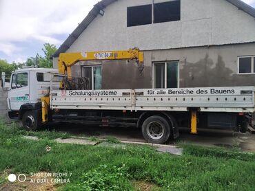 97 объявлений: Услуги манипулятора, подъем крана до 3 тонн, по г. Бишкек и по