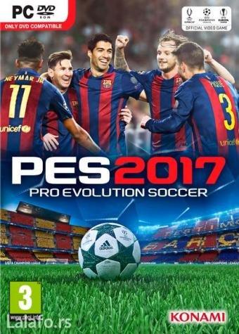 Pes 2017 - pro evolution soccer - Boljevac