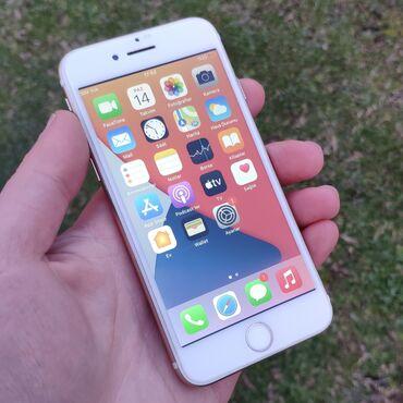 зарядка iphone 7 в Азербайджан: Б/У iPhone 7 32 ГБ Розовое золото (Rose Gold)