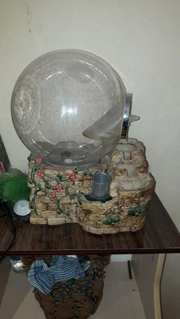 Продаю аквариум - водопад для рыбок в Бишкек