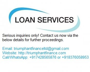 Are you searching for a genuine loan? The good news is here! We offer