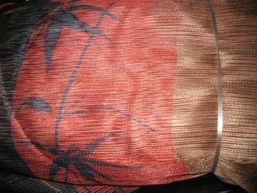 тюл в Кыргызстан: Шторы, тюль дешево, от 150 сом за метрпродаю остаткиголубая ткань тюль
