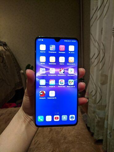СРОЧНО продаю очень мощный флагман Huawei mate 20 6/64 с охрененным ди