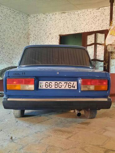 Avtomobillər - Qobustan: VAZ (LADA) 2107 1.6 l. 2006 | 120000 km