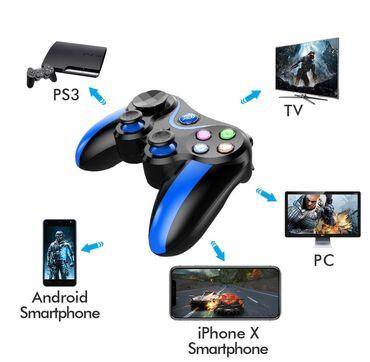 usb адаптер для наушников в Кыргызстан: Gamepad Android. Джостик для Андроид устройств, ТВ бокс, РС, Смарт