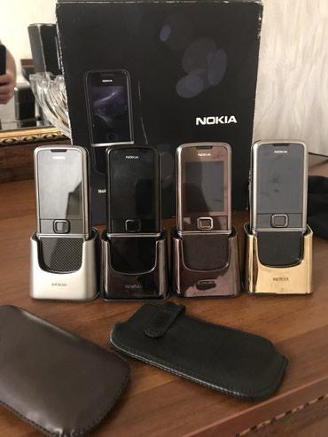 Bakı şəhərində Nokia 8800 sapphire arte carbon